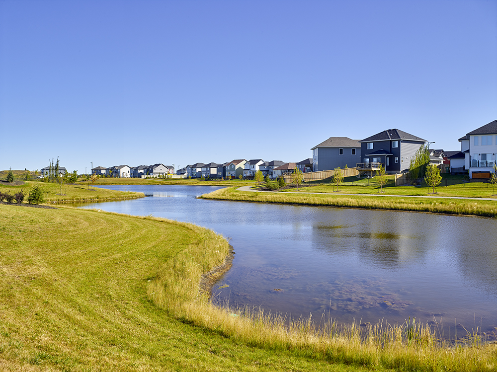 Edmonton Journal: Dansereau Meadows launches first zero lot line homes in Beaumont