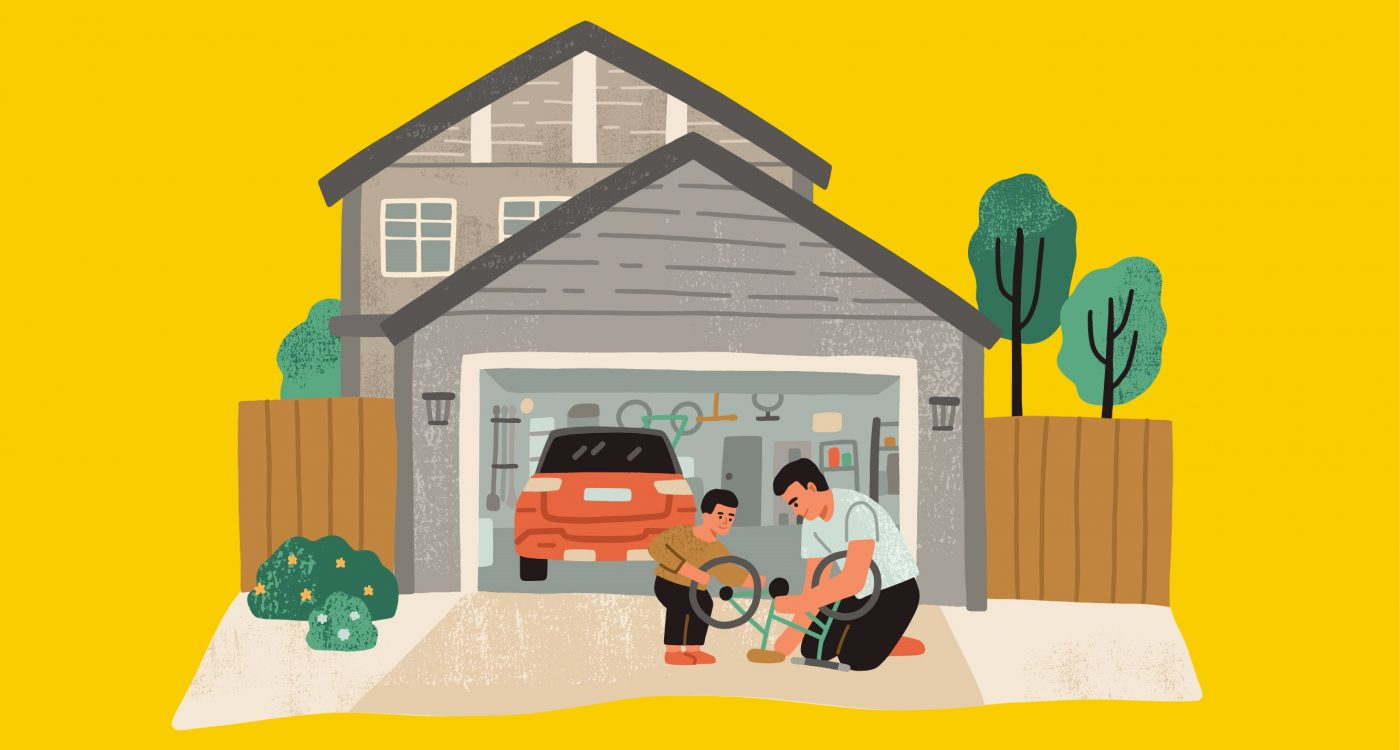 Receive a FREE Garage with your new Laned Home
